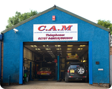 Servicing and car repairs