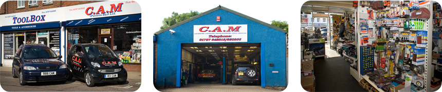 Car Servicing and Repairs in Potters Bar.